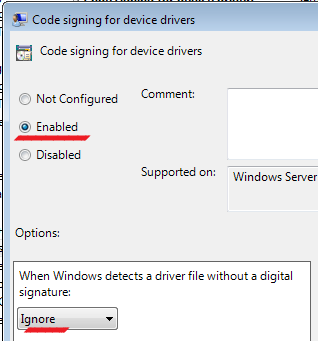 use-unsigned-drivers-windows7