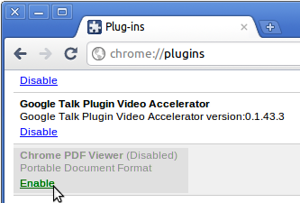 Chrome PDF Reader Alternative