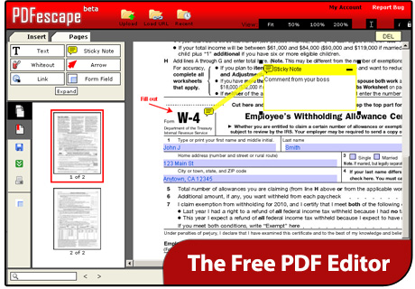 PDF Editor Replacement
