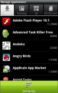 Android App Bulk Uninstaller