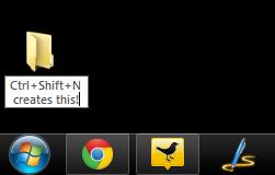 new-folder-windows-7-keyboard-shortcut