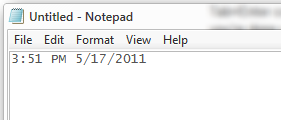 notepad-shortcut