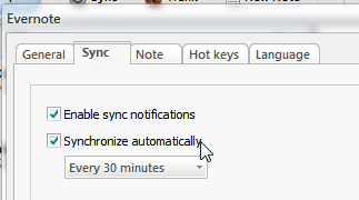 evernote-automatic-sync