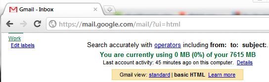 html-gmail
