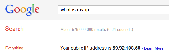 google-ip-address-search