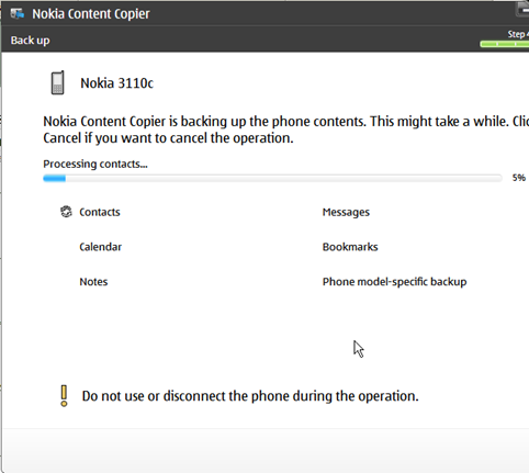 Nokia Mobile Phone Contacts Sync